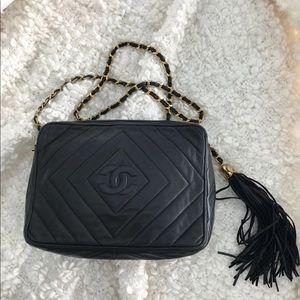 Women s Vintage Chanel Tassel Bag on Poshmark bf8c8b8ab9